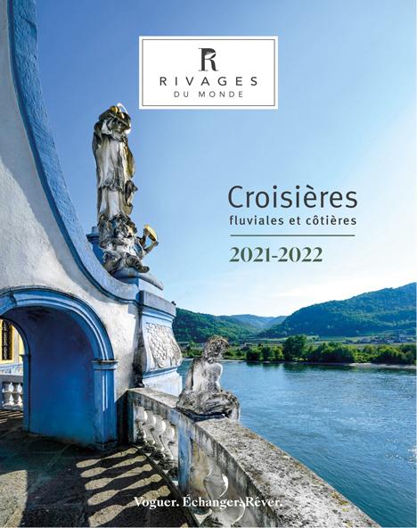 Brochures croisières fluviales 2022