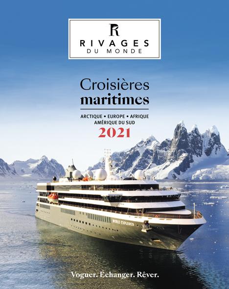 Brochures croisières maritimes