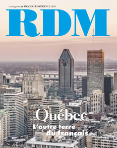 Magazine RDM 2 Québec