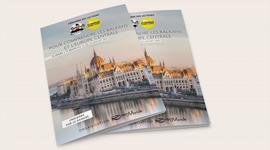 Brochure de Le Courrier des Balkans