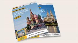 Brochure de Le Pèlerin