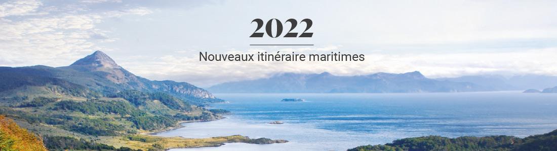 Nouvelles croisières 2022