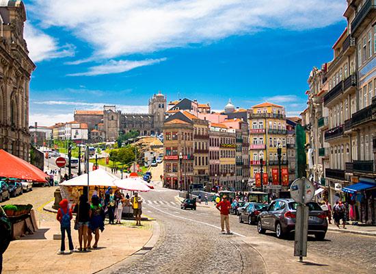 Naviguer sur le Douro Porto