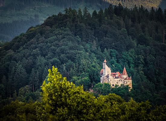 Château de Bran Dracula