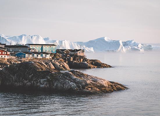 Les plus beaux fjords Ilulissat Groenland