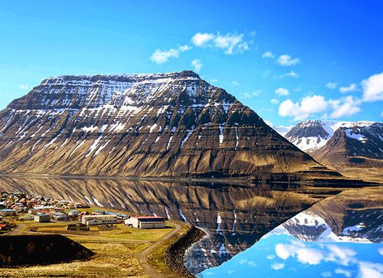 Les plus beaux fjords Islande