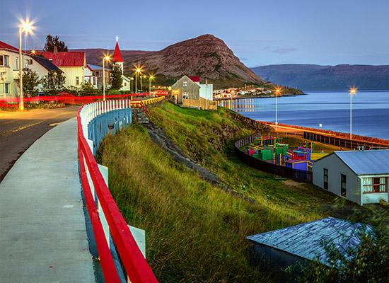 Les plus beaux fjords d'Islande