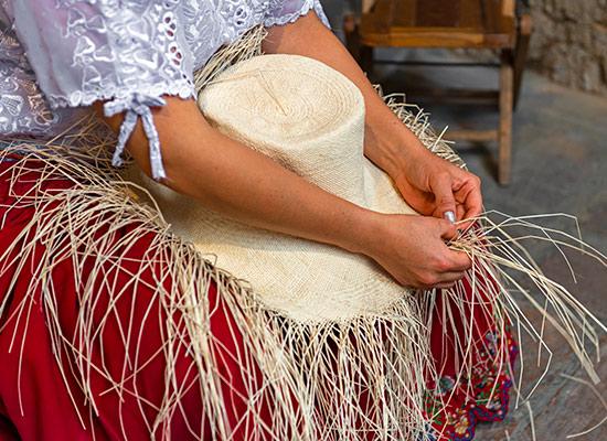 Panama chapeau