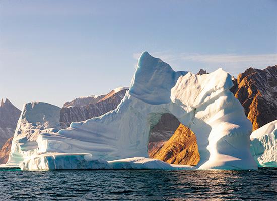 Les plus beaux fjords du Groenland