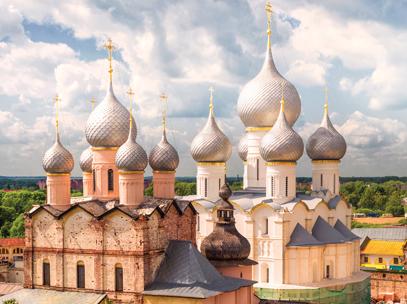 Croisiere Volga Cathedrale de l'Assomption