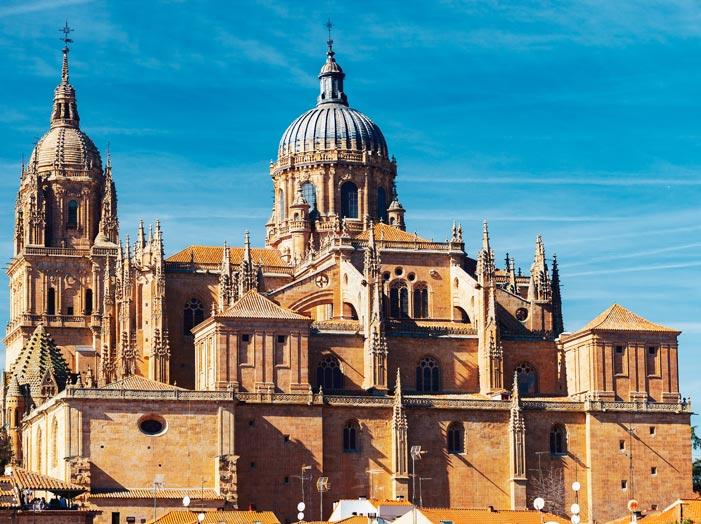 voyage culturel, Cathedrale de Salamanque
