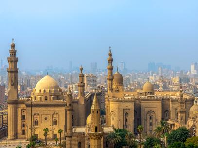Croisière Nil - Le Caire