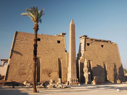 Croisière Egypte-Temple