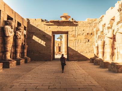 Croisière Egypte - Temples