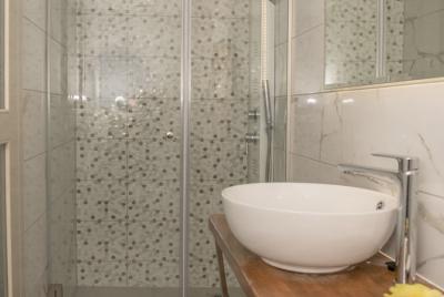 Adriatic Blue- Bateau de croisière - Cabine Deluxe salle de bain