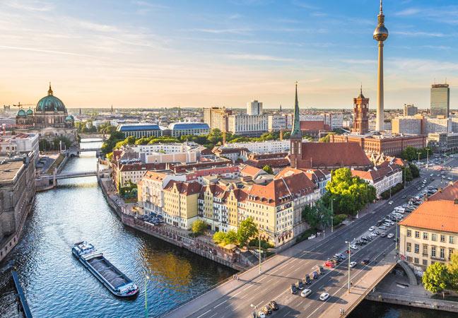 Une sélection LA CROIX : Croisière au fil de l'Elbe, de Hambourg à Berlin