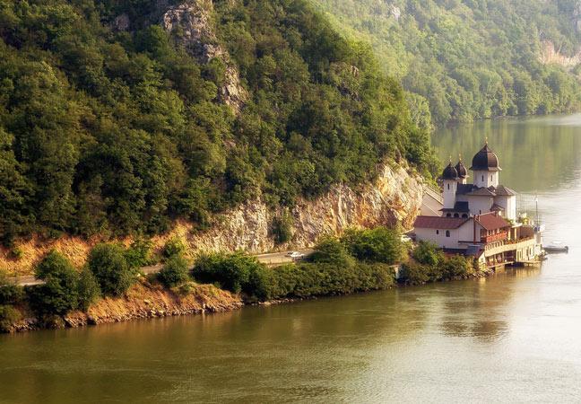 Croisière Au Fil du Danube, de Bucarest à Munich