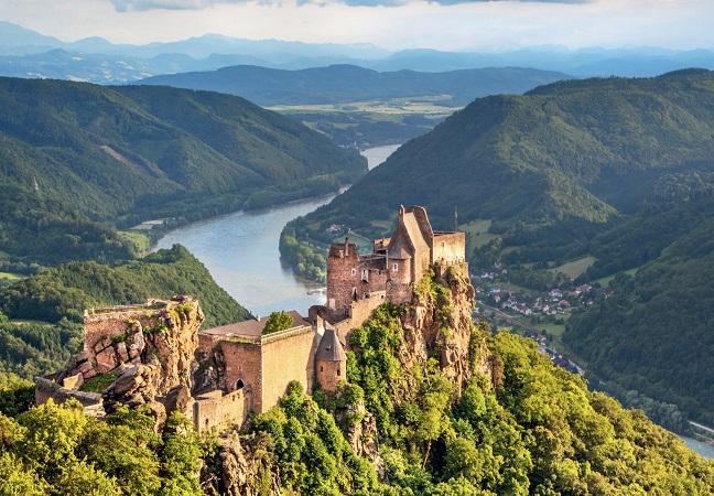 Une sélection NOTRE TEMPS : Croisière de Munich à Bucarest, toute l'Europe centrale