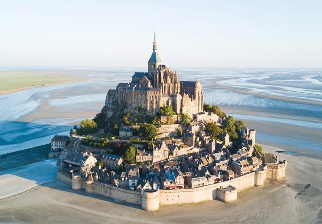 Une sélection NOTRE TEMPS : Croisière Côtes normandes et bretonnes