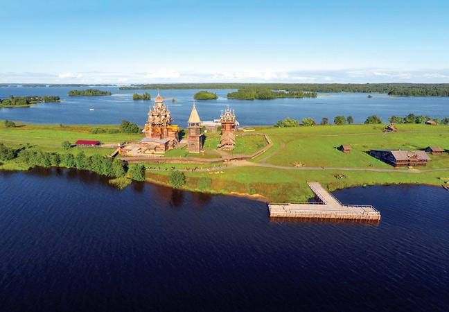 Une sélection NOTRE TEMPS : Croisière Joyaux de Russie de Saint-Pétersbourg - Moscou