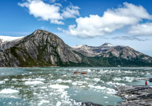 Croisière Patagonie et Terre de Feu, Chili et Argentine