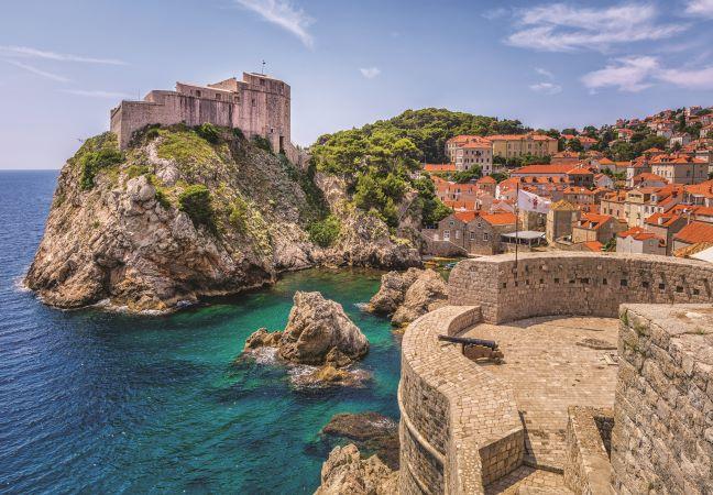 Croisière Rivages de Croatie de Rijeka à Dubrovnik
