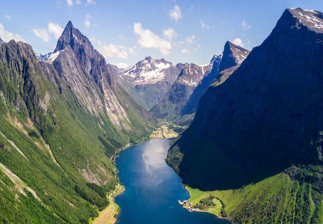 Une sélection NOTRE TEMPS : Croisière Fjords de Norvège