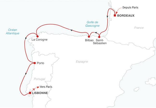 Une sélection NOTRE TEMPS : Les richesses de la côte iberique